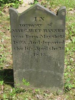 Margaret <I>Prather</I> Hanner
