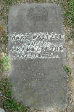 Mary <I>Baltzel</I> Ferard