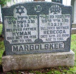 Hyman Margolskee