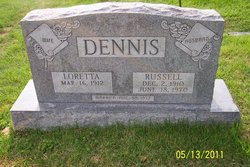 Herbert Russell Dennis
