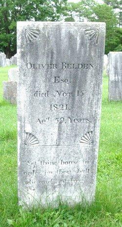Oliver Belden, Esq.