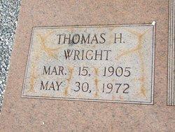 Thomas Hudson Wright
