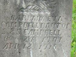 Barbara Eva Campbell