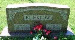 Thomas Franklin Burklow