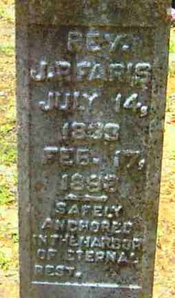 Rev John Perry Faris