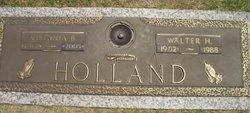 Virginia <I>Goode</I> Holland