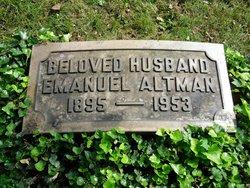 Emanuel Altman