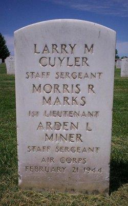 SSGT Larry M Cuyler
