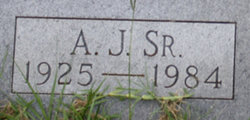 A. J. Blanton, Sr