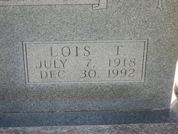 Annie Lois <I>Taylor</I> Phillips