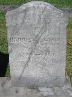 Harriet Lanning