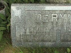 Verdia B. <I>Urick</I> DeRyke