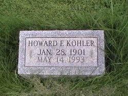 Howard F Kohler