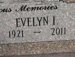 Evelyn Irene <I>Parnell</I> Morris