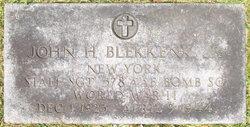 SSGT John H. Blekkenk, Jr