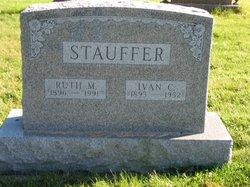 Ruth M <I>Loucks</I> Stauffer
