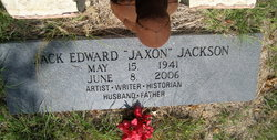 "Jack Edward ""Jaxon"" Jackson"