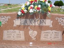 """James A. """"Bill"""" Laxton"""