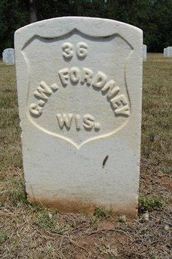 George Washington Fordney