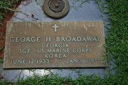 George H. Broadaway