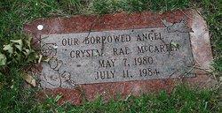 Crystal Rae McCarter
