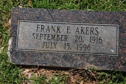 Frank Frederick Akers