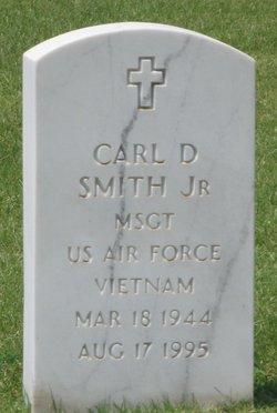 Carl D Smith, Jr