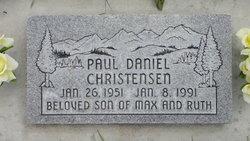 Paul Daniel Christensen