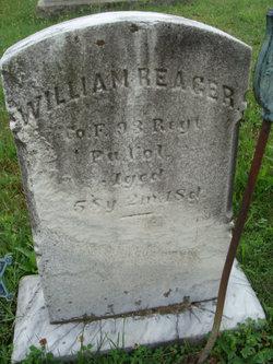 William Reager