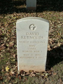 David W Reynolds