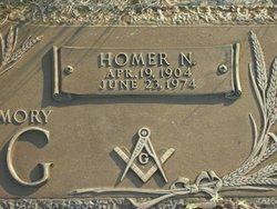 Homer Nelson King