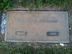 Blanch E. <I>Phillips</I> Merriam