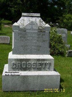 Willis H. Crossett