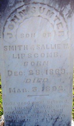John Sumter Lipscomb