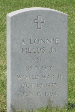 A Lonnie Fields, Jr