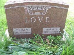 George W Love