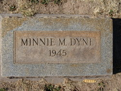 Minnie <I>Martin</I> Dyne