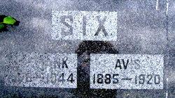 "John Franklin ""Frank"" Six"