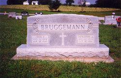"""Dorothy Anna """"Dot"""" <I>Mueller</I> Bruggemann"""