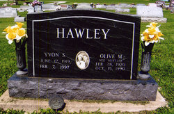 "Yvon Smith ""Skeeter"" Hawley"
