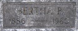 Bertha P Ballard