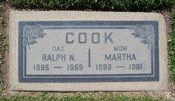 Martha <I>Goetz</I> Cook