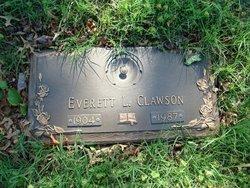Everett Lawrence Clawson