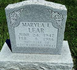 Maryla I. Lear