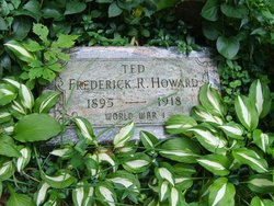 """Frederick R """"Ted"""" Howard"""