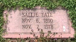 Sallie Tate