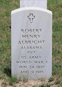 Robert Henry Albright