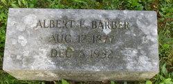 Albert E Barber