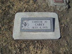 Christie Jo Carey