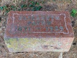 Elizabeth Harter <I>Gordon</I> Patno